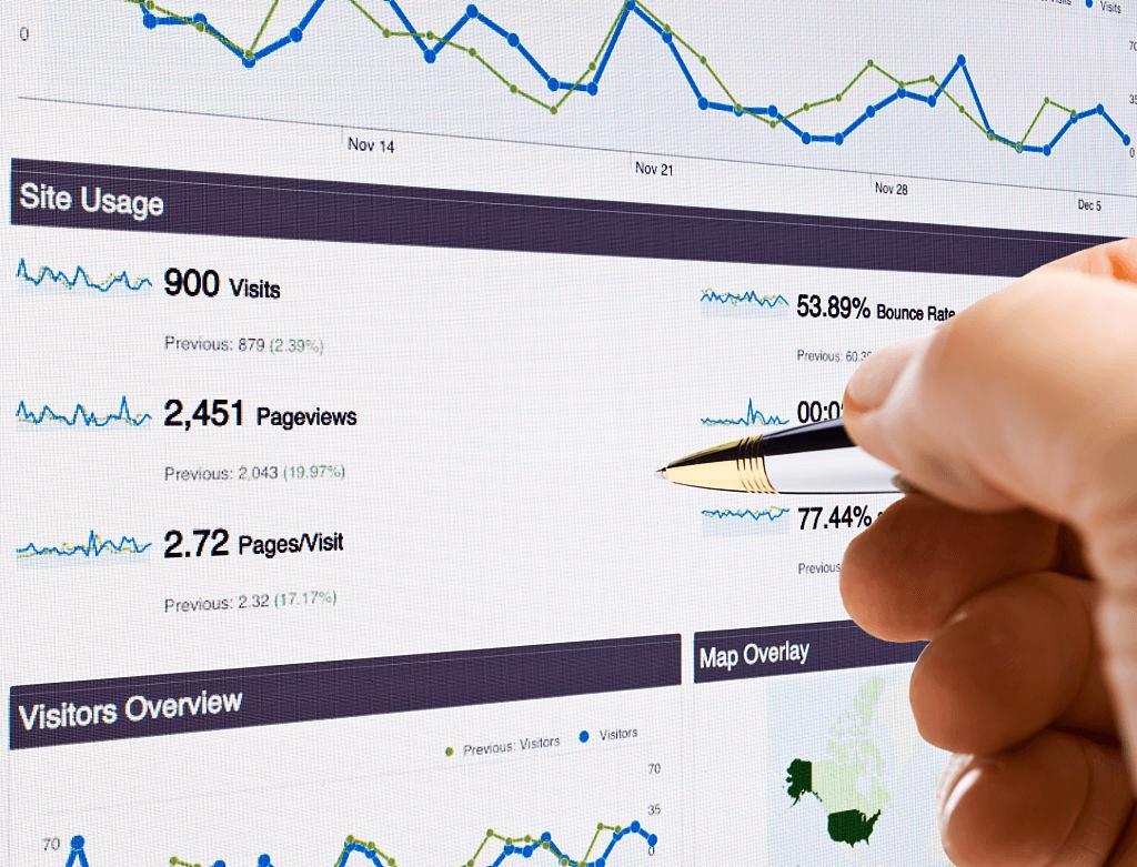 Razones por las que tu web ha perdido tráfico